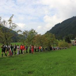 Ramsauer Hofwanderung mit musikalischer Begleitung