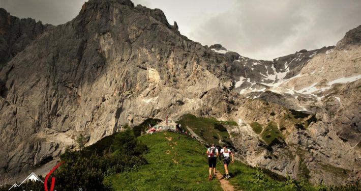 Austria eXtreme Triathlon Etappe Richtung Südwandhütte