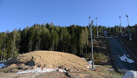 Snowfarming in Ramsau am Dachstein