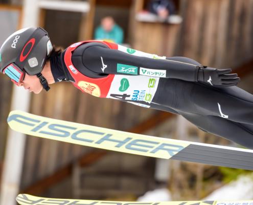 Nordische Kombination Ramsau Skispringen