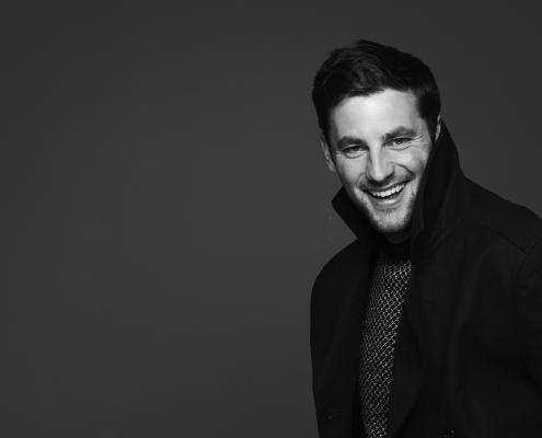 Ferdinand Seebacher ist Schauspieler und spielt Simon Plattner bei den Bergrettern