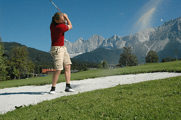 Organic Golf Course Austria