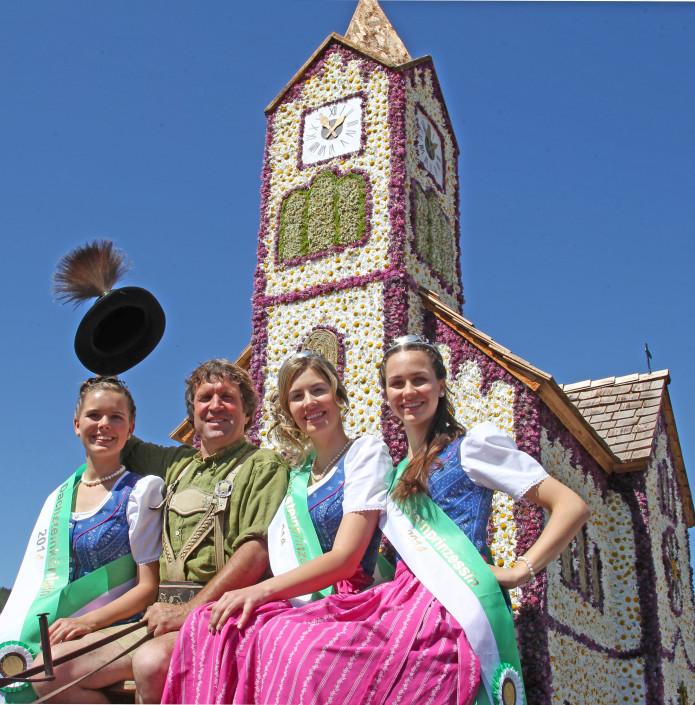 Spring Festival in Ramsau am Dachstein