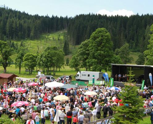 ORF Radio Steiermark Gipfeltreffen Frühschoppen