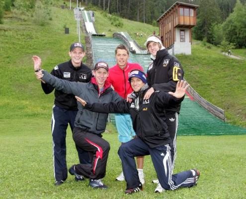 ÖSV Skispringer