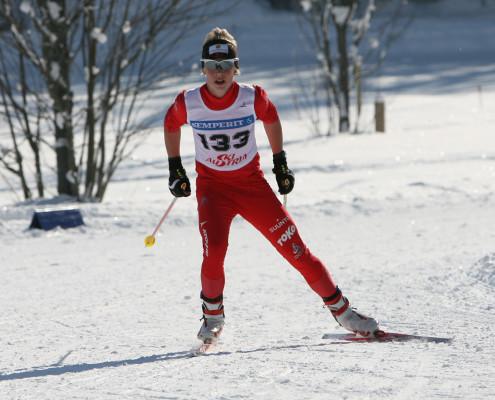 Kevin Plessnitzer beim Austria Cup in Ramsau am Dachstein